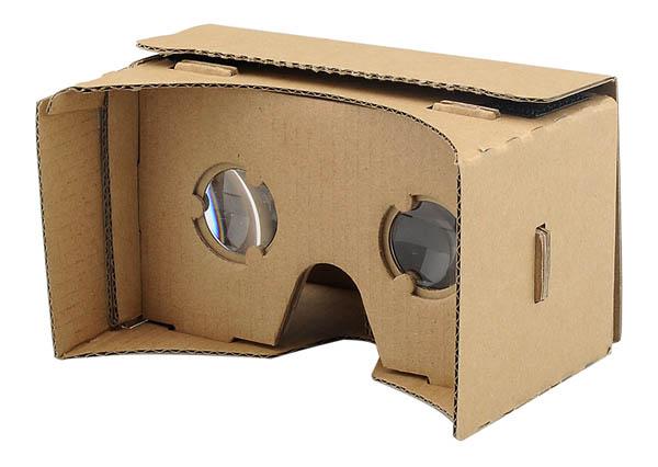 Renacen VR y UX cardboard