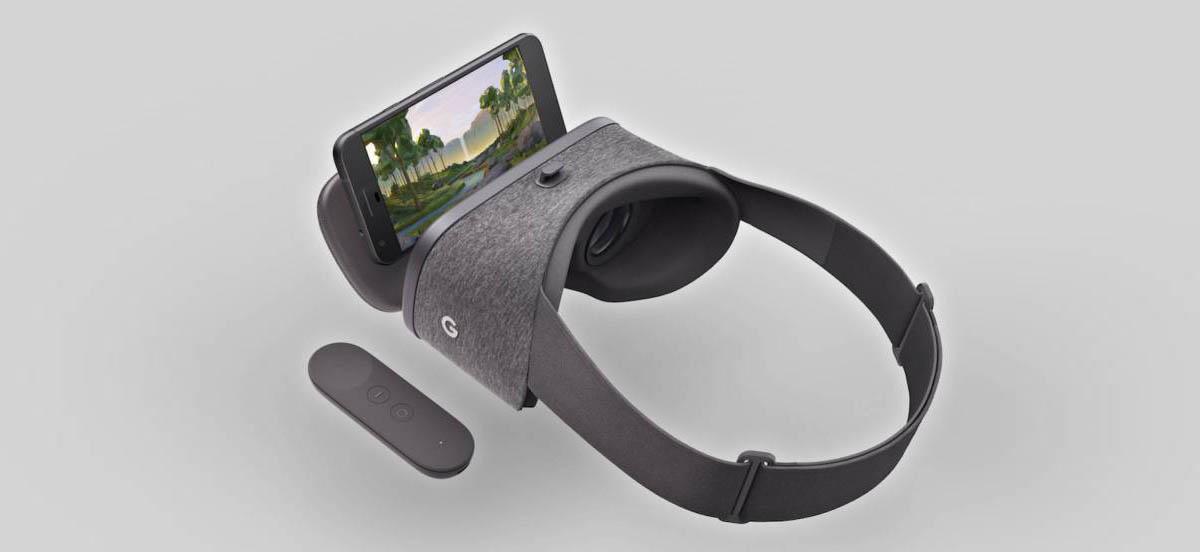 Renacen VR y UX daydream