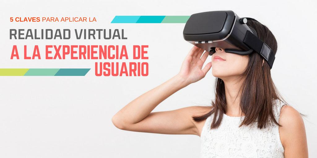 Portada VR UX